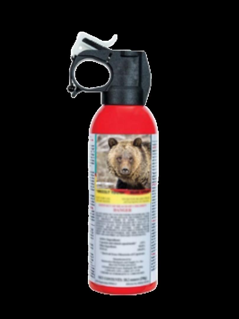 Bear Safety Tips – Bear Spray